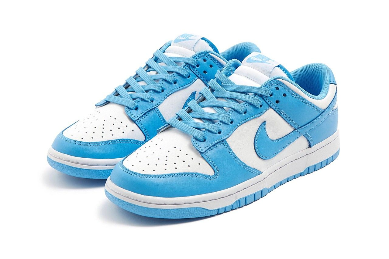 """Nike's """"University Blue"""" Dunk Low Stands Out Above the Rest 3"""