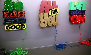 """Eric Elms """"No Way Out"""" Exhibition Paris"""