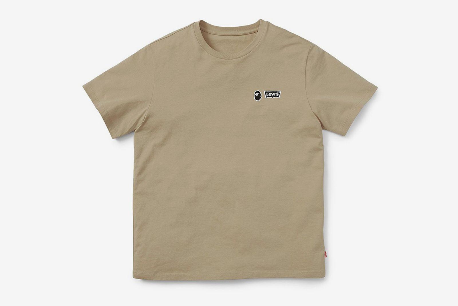 BAPE x Levi's T-shirt