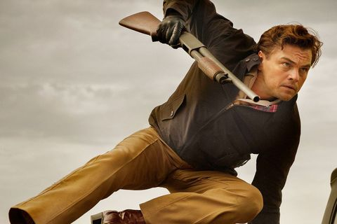 once upon a time in hollywood tv series quentin tarantino