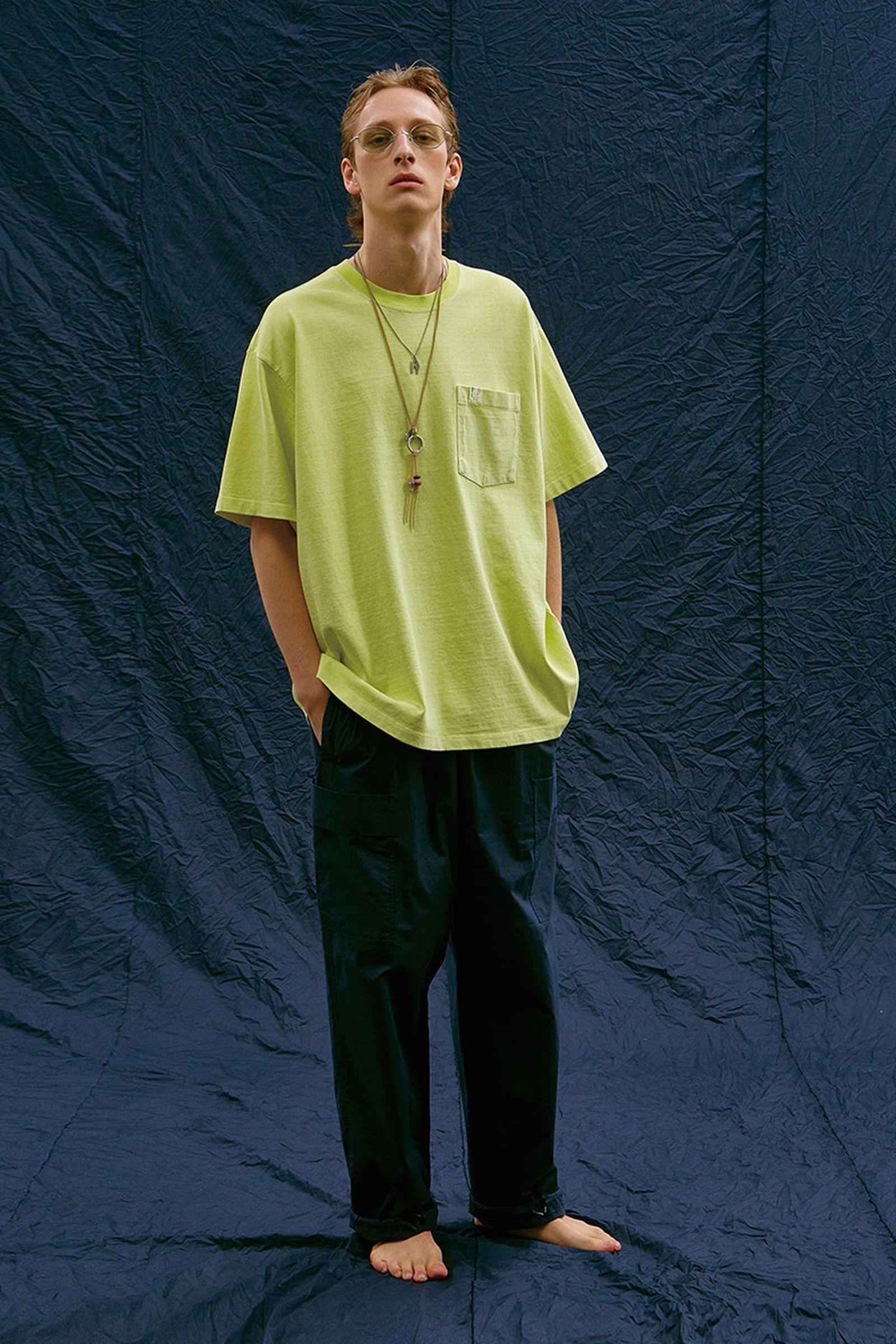 18liful minimal garments ss19 lookbook