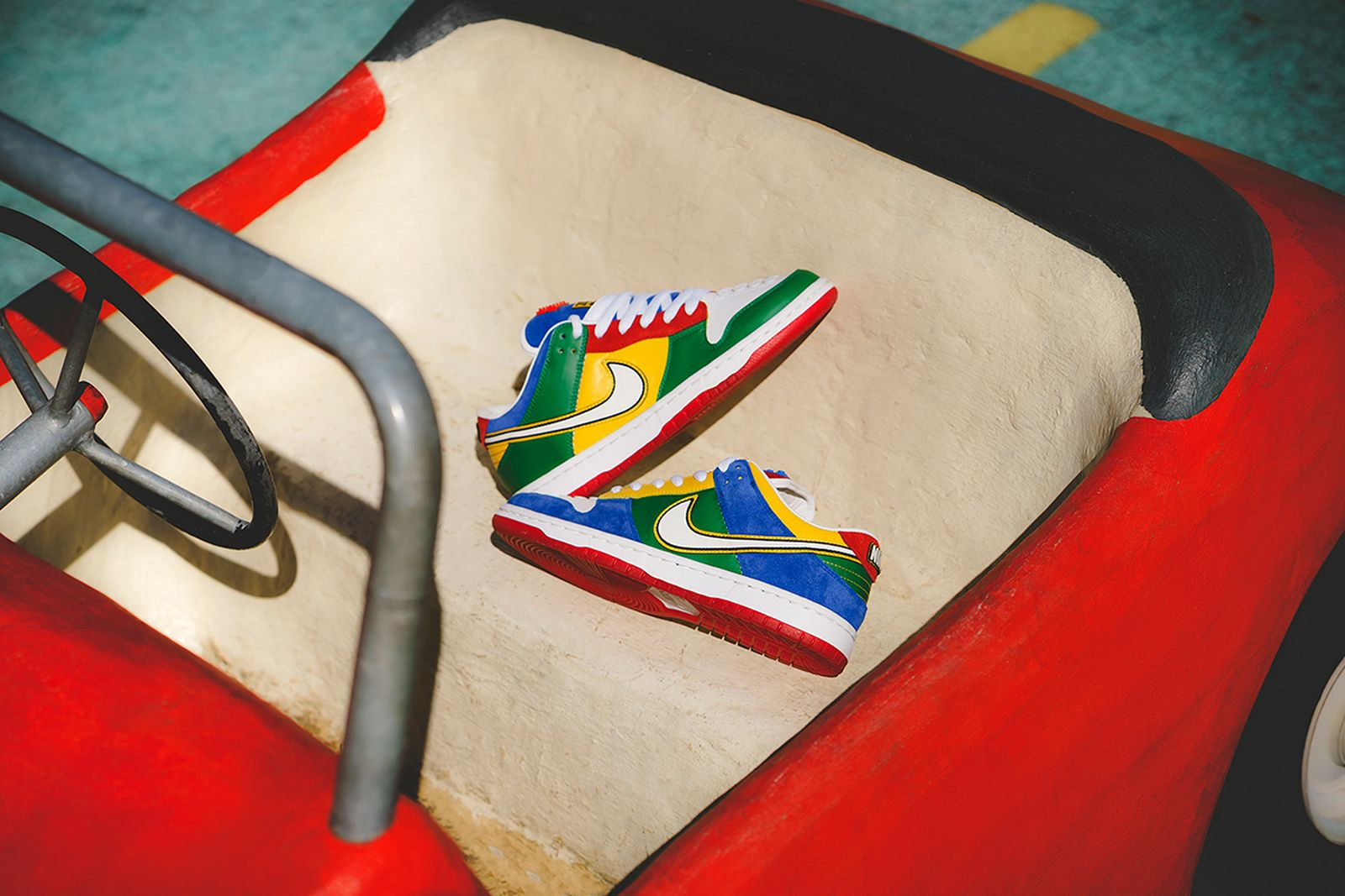 nike sb dunk low lego release date price BespokeIND
