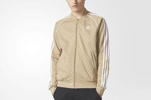 adidas Originals x Pharrell Williams HU Hiking SST Track Jacket