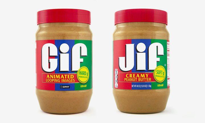 Jif GIF Peanut Butter