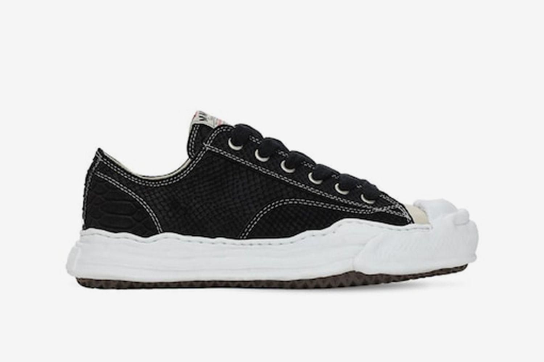 Hank Suede Sneakers