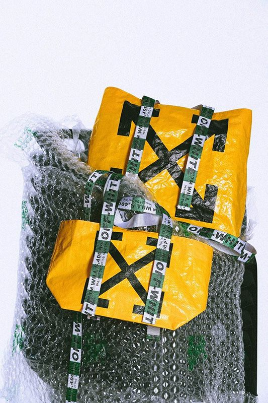 OFF-WHITE Is Dropping New Industrial Tote Bags Next Week