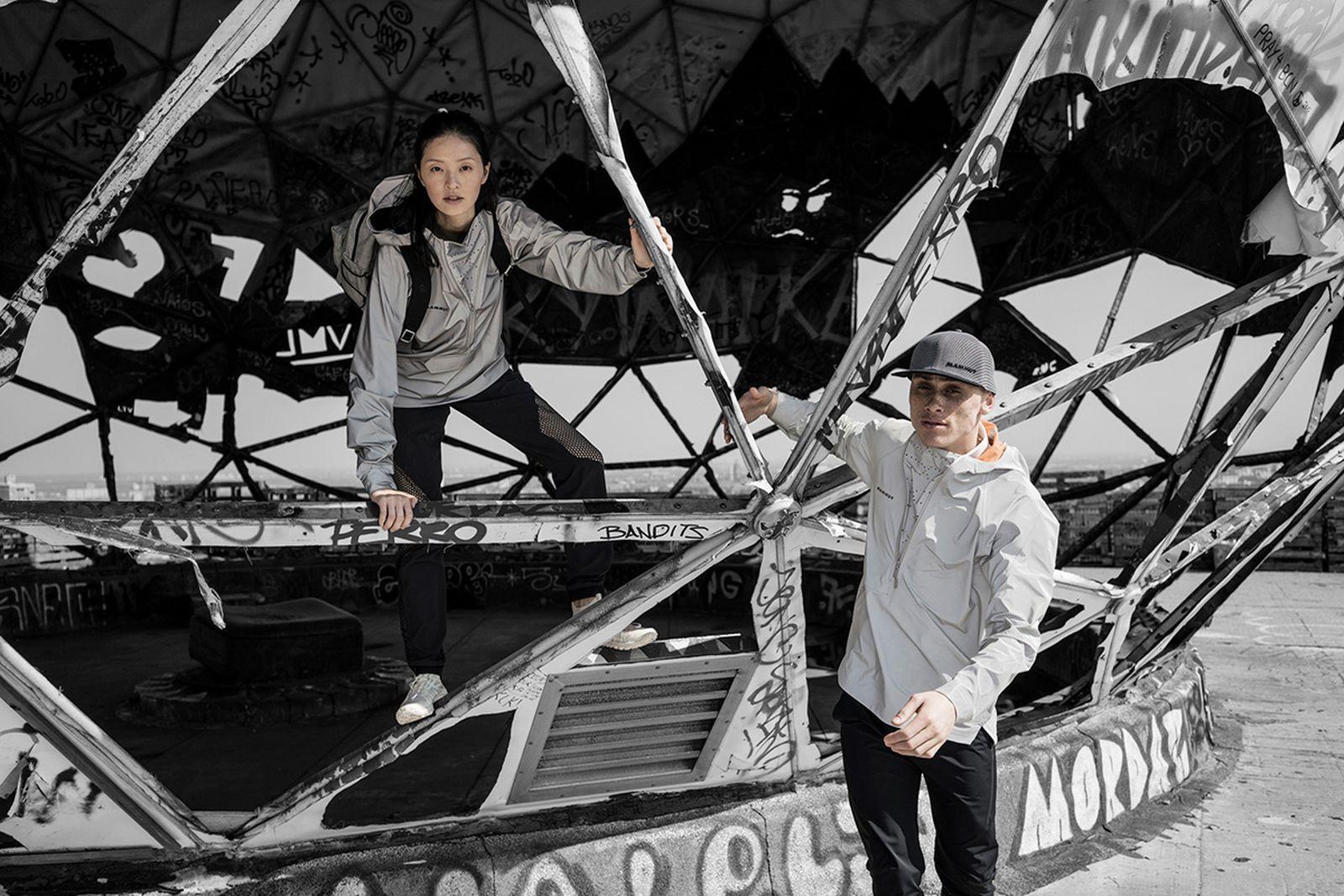 delta x mammut interview Activewear sportswear