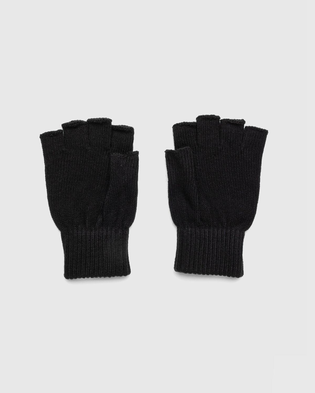 Carhartt WIP – Witten Gloves Black - Image 2