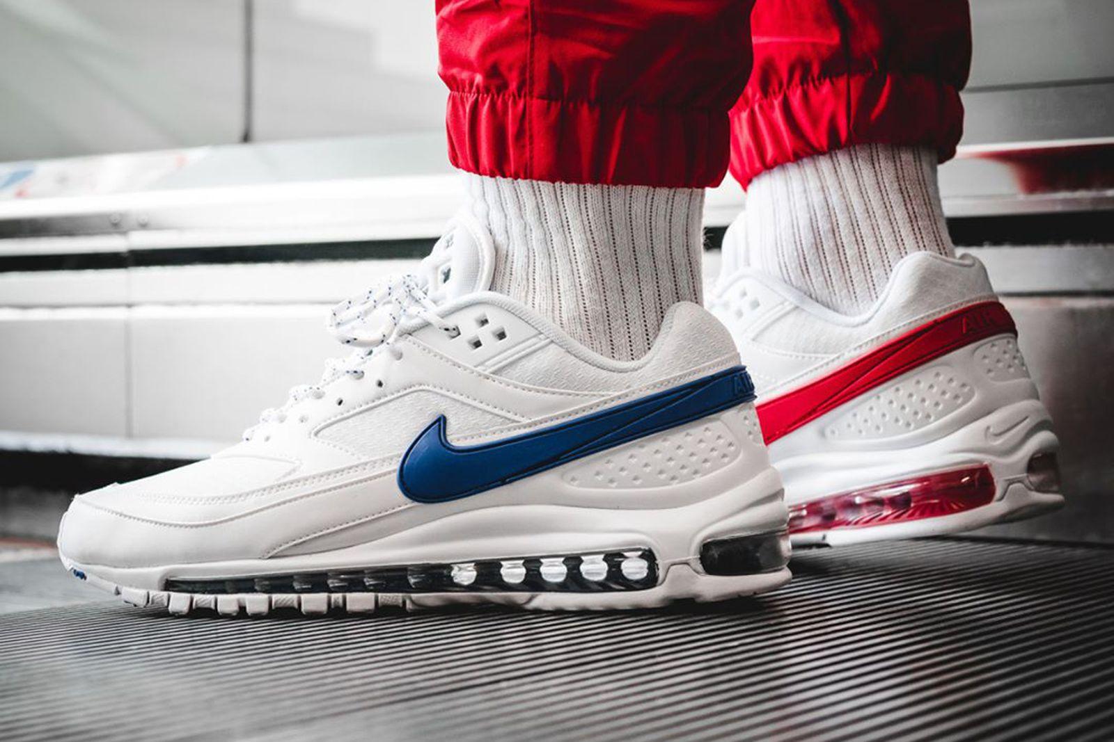 Skepta's Nike Air Max 97/BW SK: Best Sneakers on Instagram