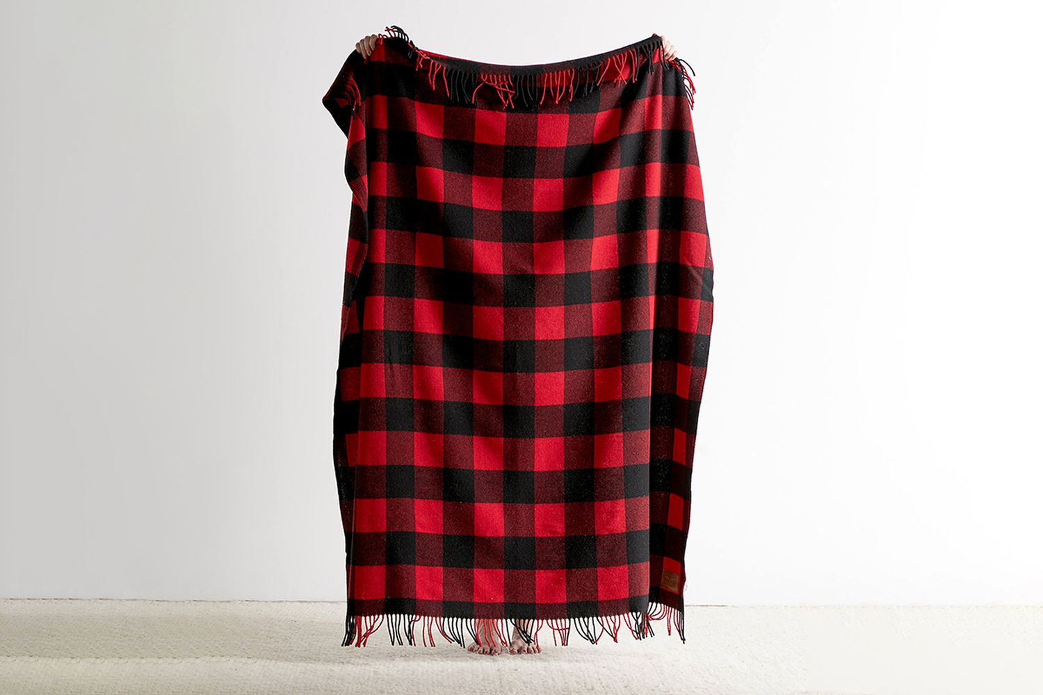 Motor Robe Throw Blanket And Harness