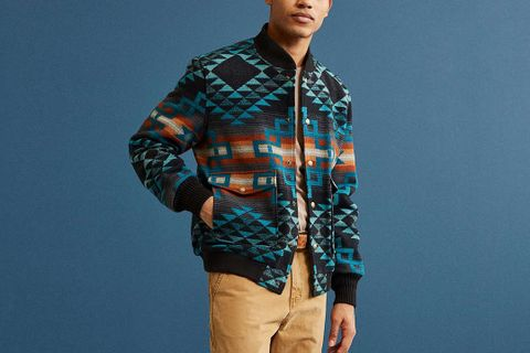 Gorge Wool Bomber