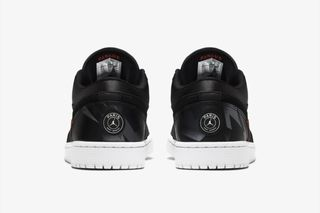 info for 8a623 c553e PSG x Nike Air Jordan 1 Low: Official Images & Where to Buy