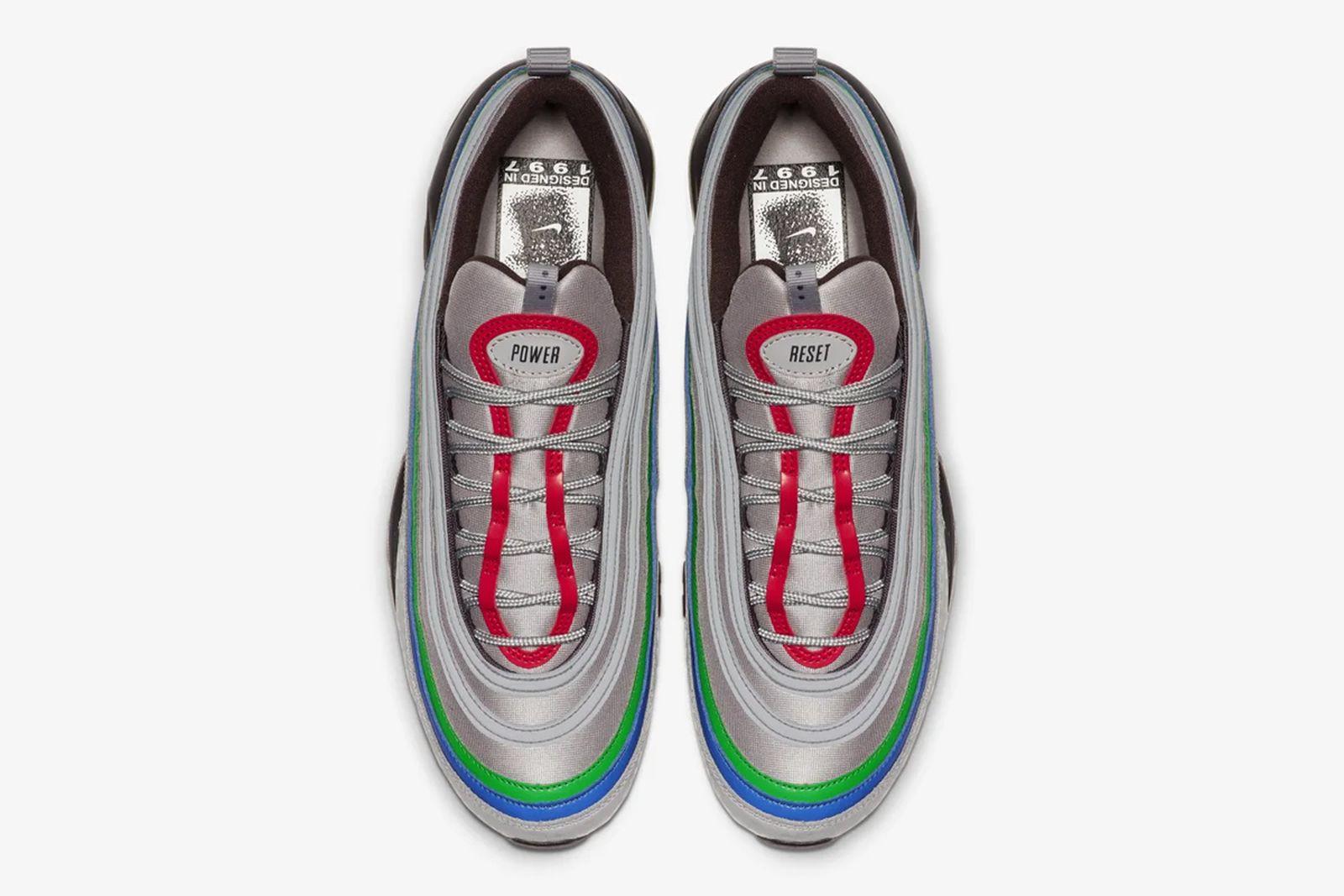 """Generalmente Automatización Dedicar  Nike Air Max 97 """"Nintendo 64"""": When & Where to Buy Today"""