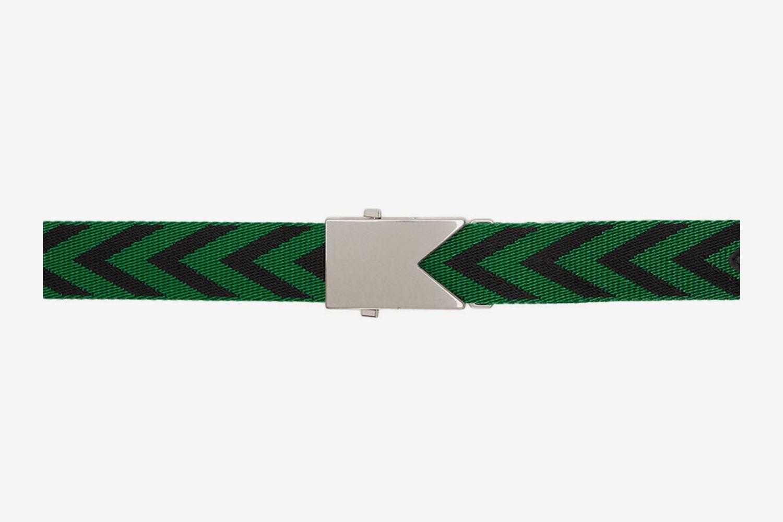 Arrows Webbing Belt