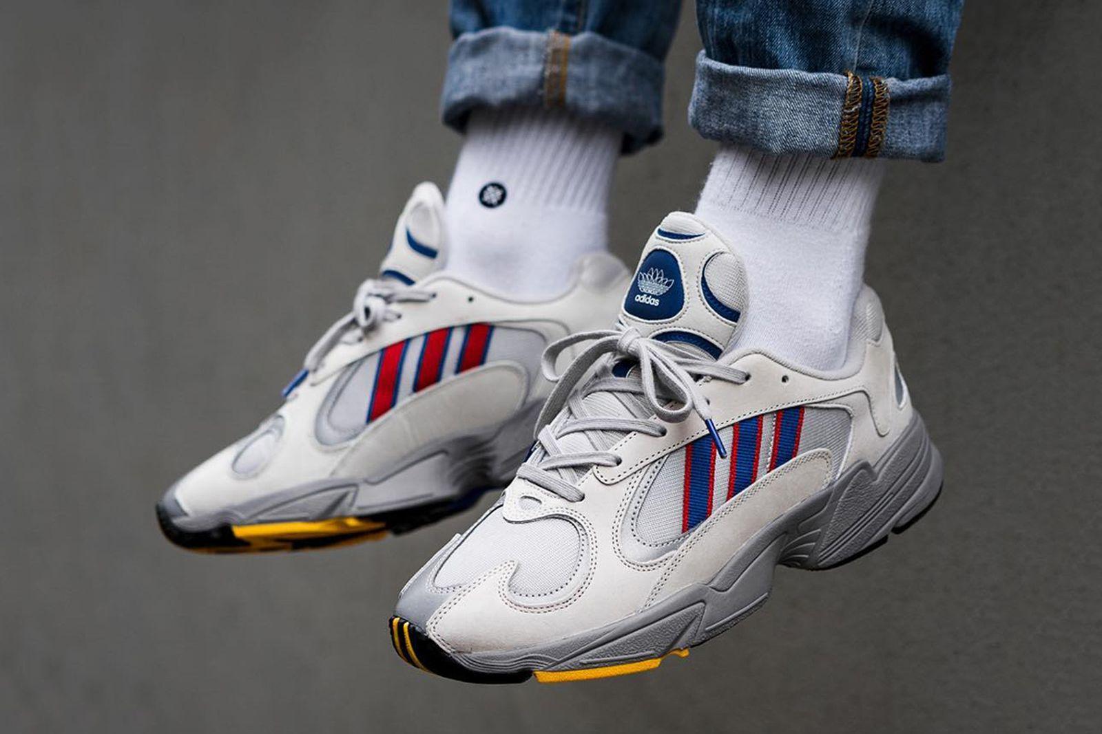 "adidas yung 1 best instagram sneakers Air Jordan 1 Turbo Green Dunk Low Pro ""Panda Pigeon"" New Balance Grand Tourer"