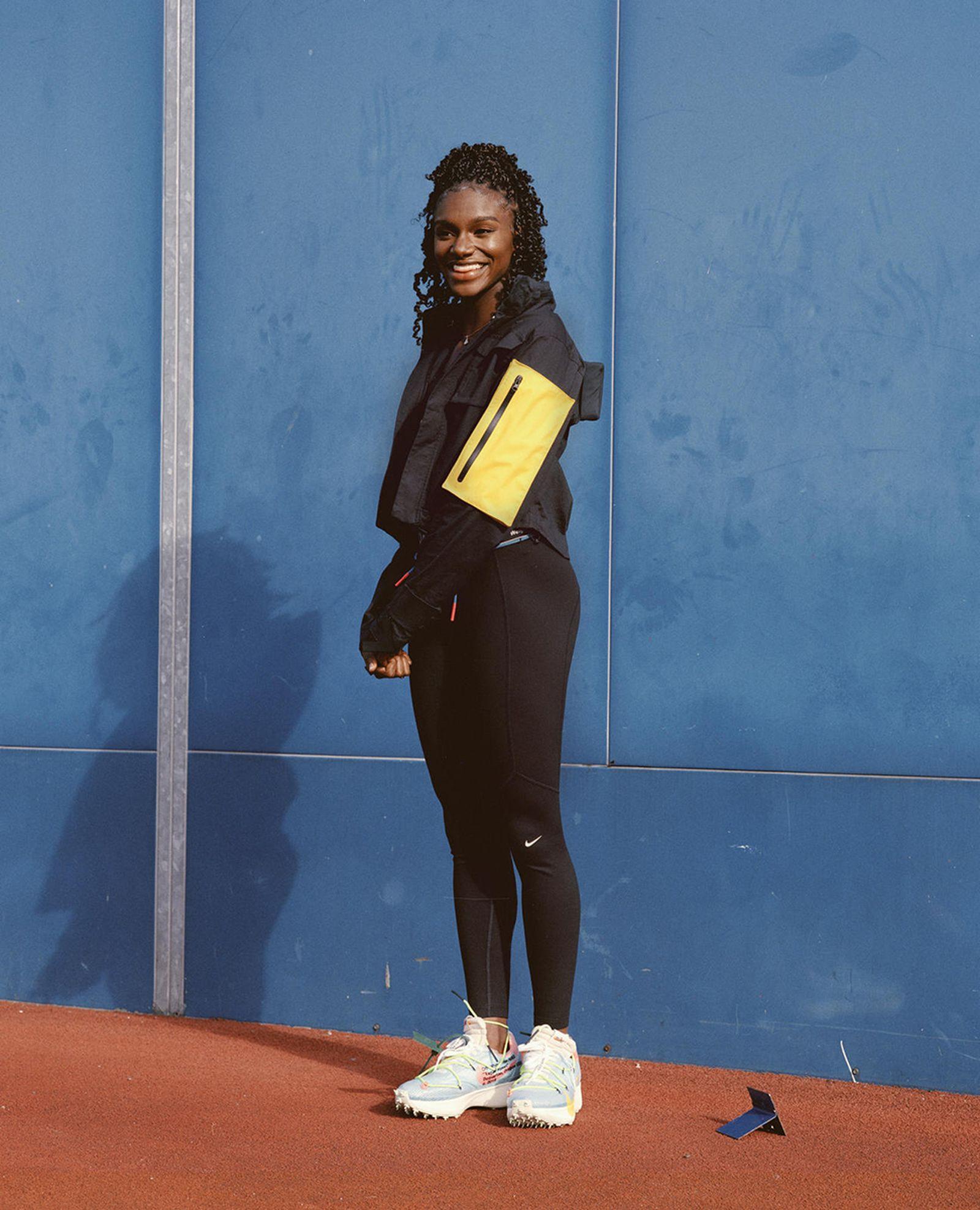 Virgil Abloh Nike Athlete in Progress collection