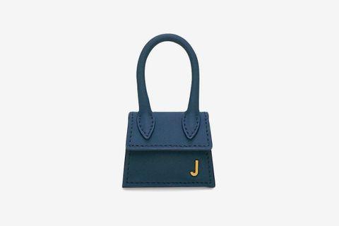 Le Chiquiti Matte Leather Mini Bag