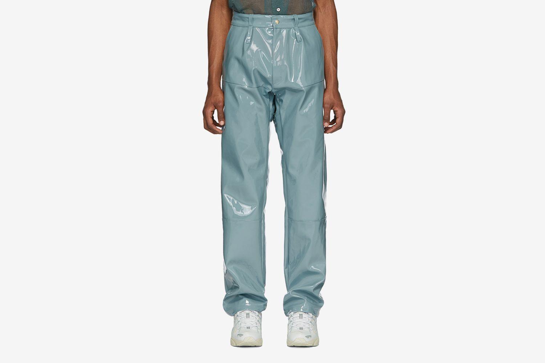 Vinyl Marie Trousers