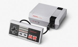 Nintendo Is Re-Releasing the NES Classic Next Month