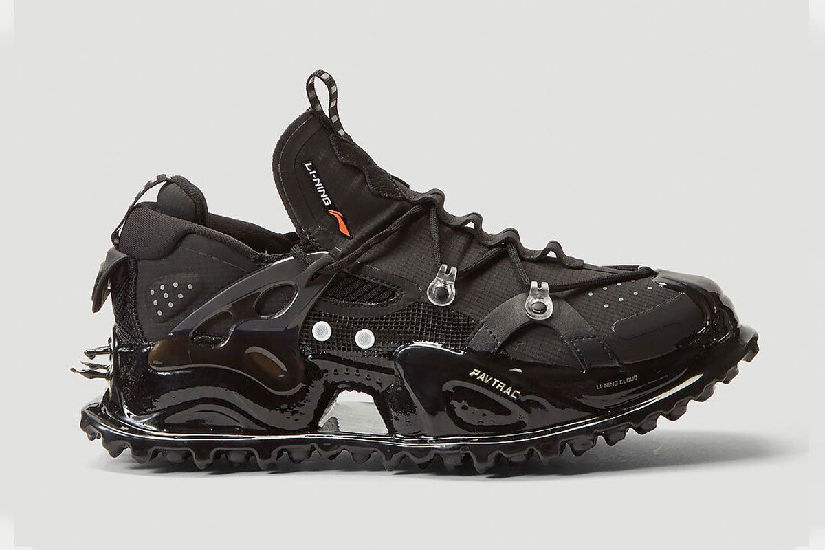 li-ning fw20 footwear collection product shot