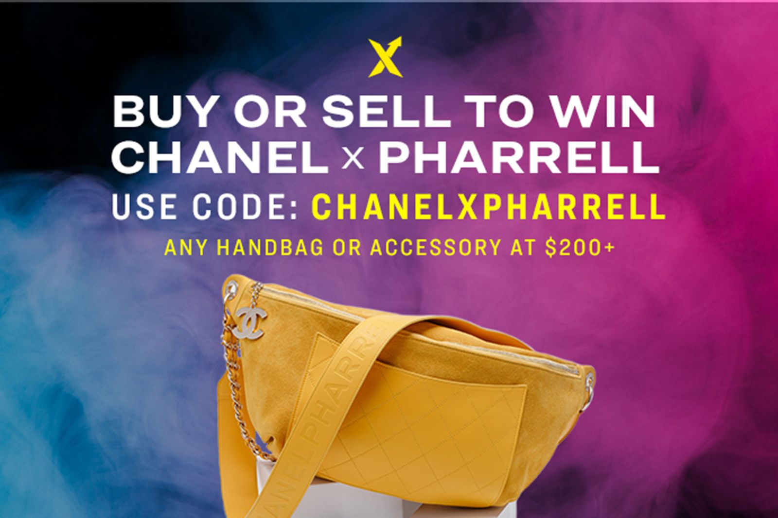 stockx pharrell chanel 002 Pharrell Williams