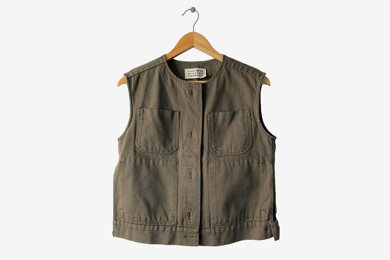Military Utility Vest