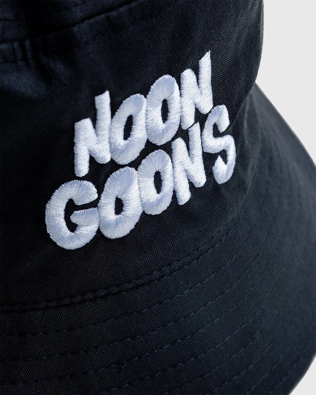 Noon Goons — Gonzo Bucket Hat Black - Image 3