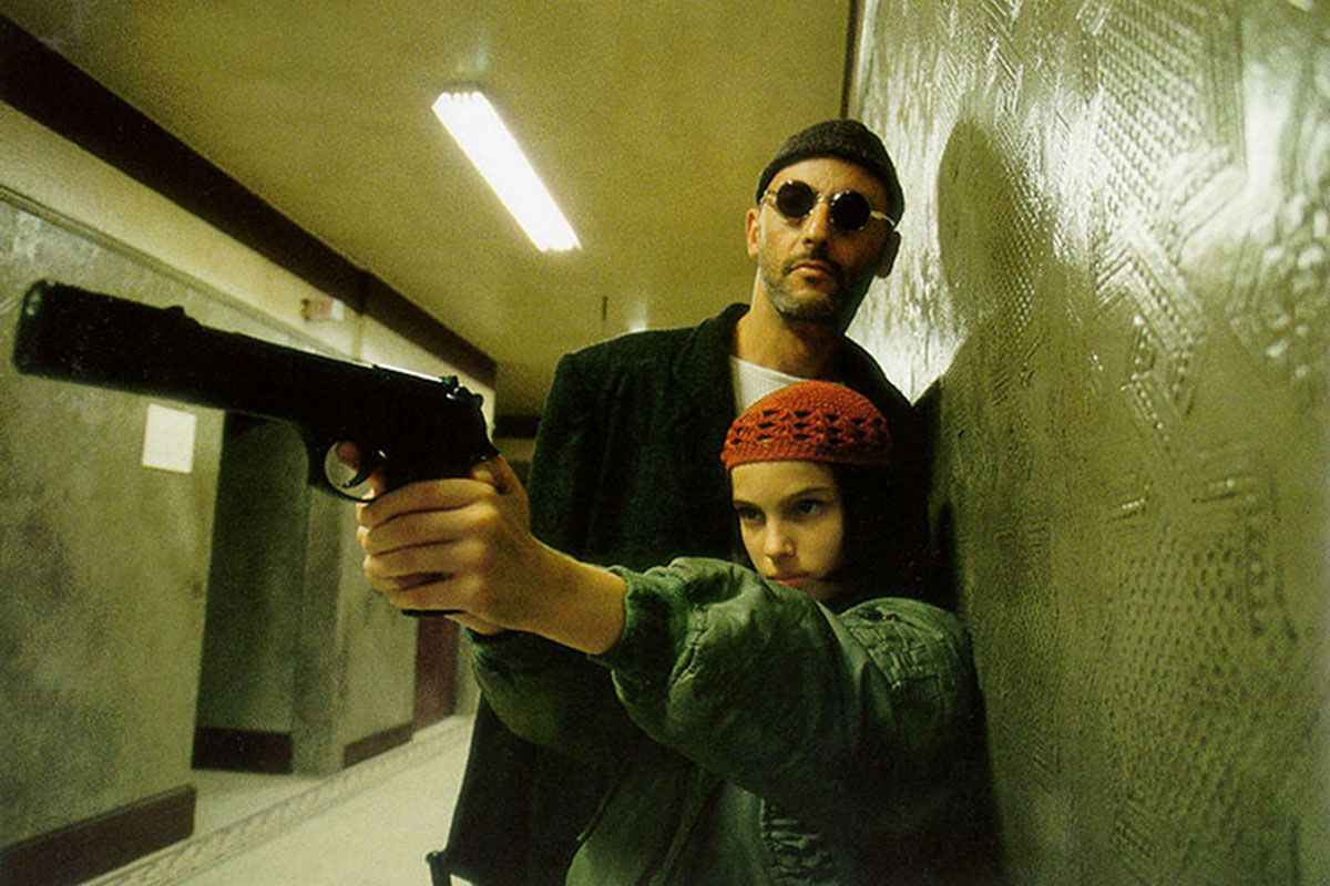 Leon The Professional Wardrobe Designer Talks Styling The 25 Year Old Cult Classic Celebrity Best News