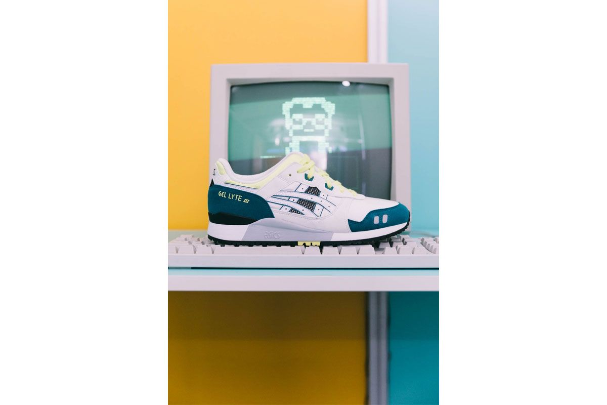 asics gel lyte 3 OG colorway