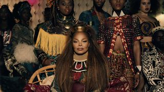 janet jackson made for now video Daddy Yankee