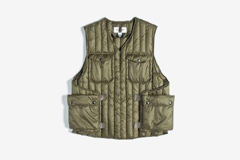 Armour Down Vest