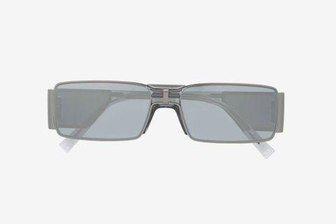 Gv Rectangular Sunglasses