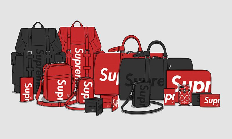 10 Most Expensive Supreme X Louis Vuitton Pieces On The Resale Market Right Now
