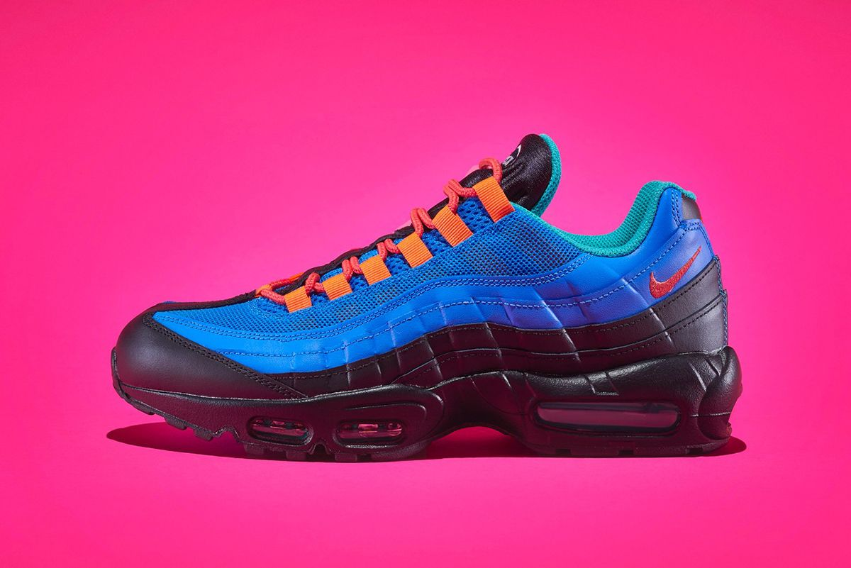 Coral Studios x Nike Air Max 95 Is Back & Other Sneaker News Worth a Read 68