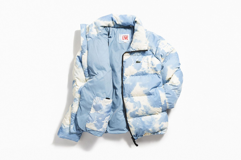 Short Ripstop Down Jacket