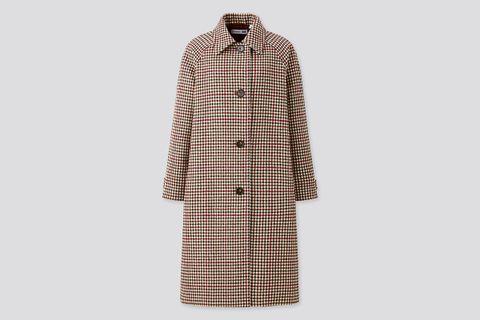 Soutien Collar Coat