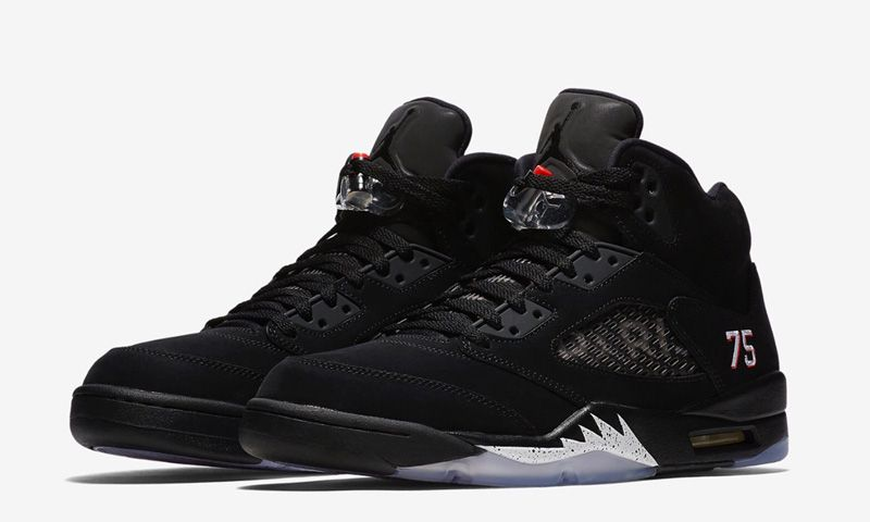 """the latest d7b6a 26bcf Nike Air Jordan 5 """"PSG""""  Release Date, Price   More Info"""