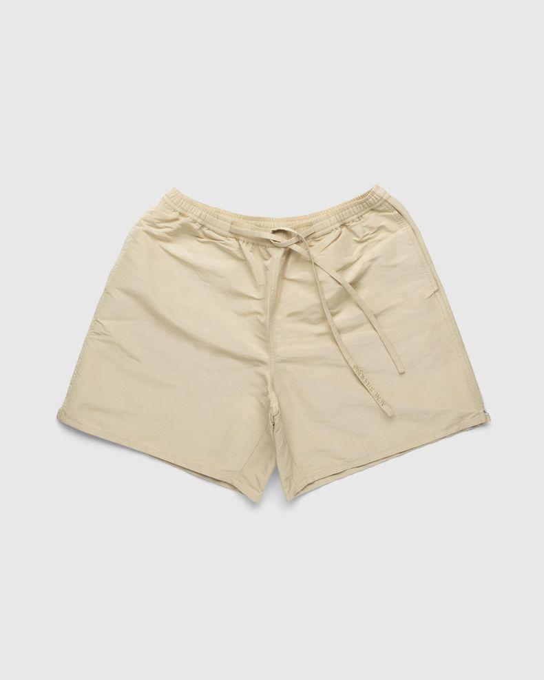 Acne Studios – Taffeta Shorts Sand Beige