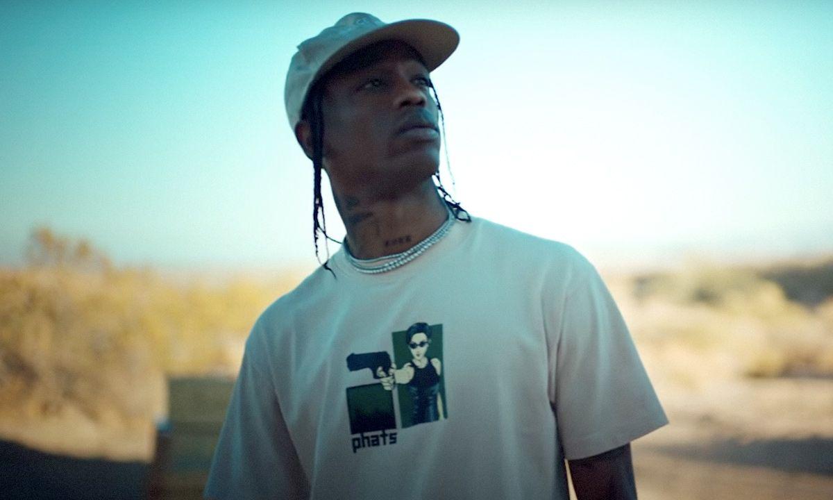 Travis Scott Cactus Jack Vintage Style T Shirt