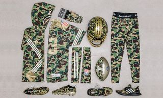 Here's How You Can Win the Full BAPE x adidas Football Collection