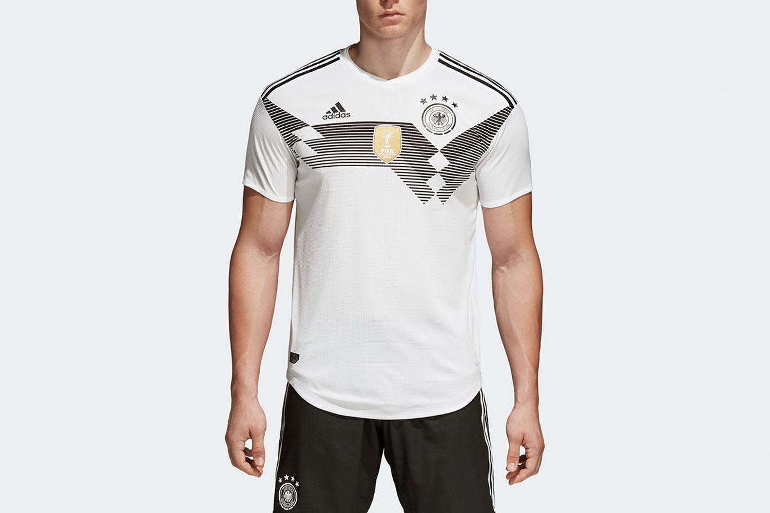Germany Home Authentic Jersey