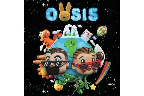 j balvin bad bunny oasis review