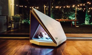 Ford's Noise-Canceling Kennel Is for Dogs Scared of Fireworks