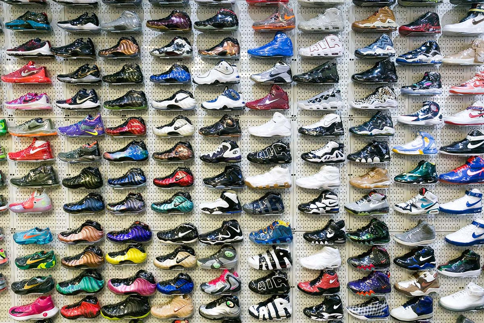 best new york sneaker stores lead AMEX american express platinum