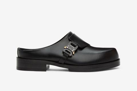 Formal Clog Loafers