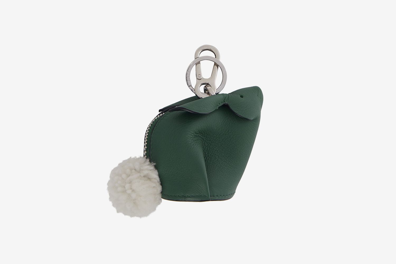 Bunny Charm Keychain