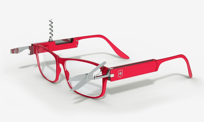Glassesusa Debuts Victorinox Swiss Army Survival Rx Glasses