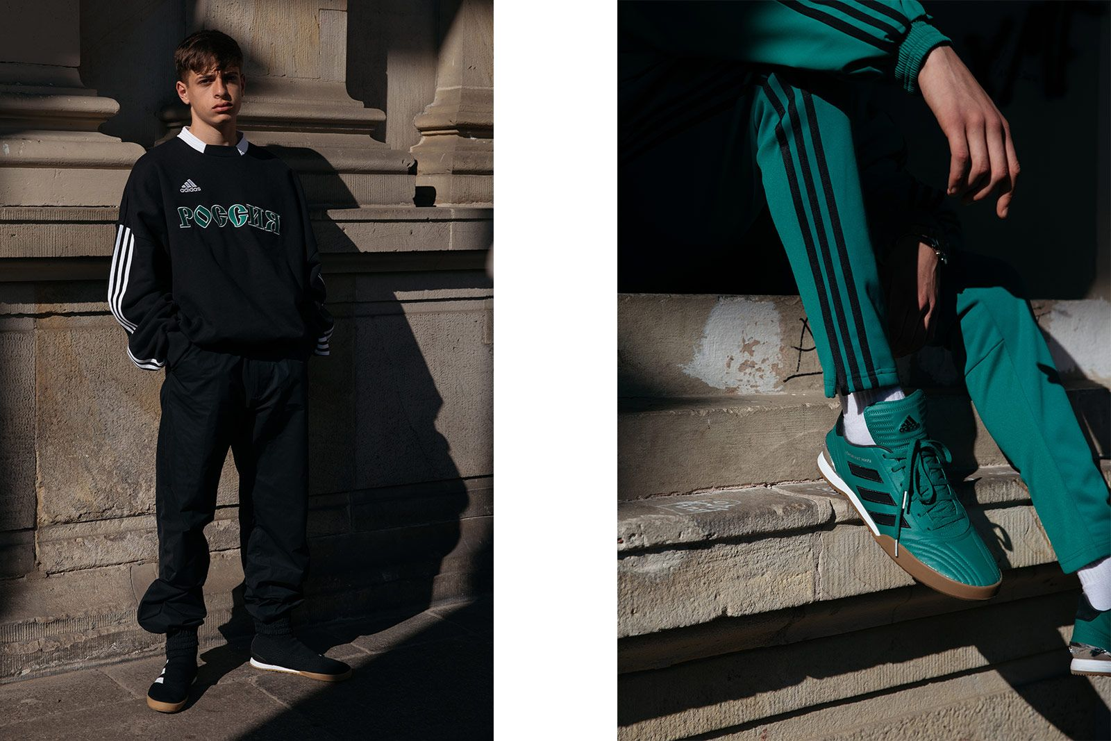 adidas football gosha rubchinskiy streetwear 2018 FIFA World Cup Gosha Rubchinskiy x adidas World Cup 2018 kith