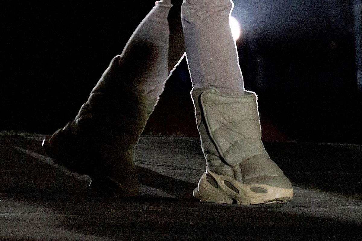 YEEZY Season 8 Footwear Is Kanye at His Experimental Best 1
