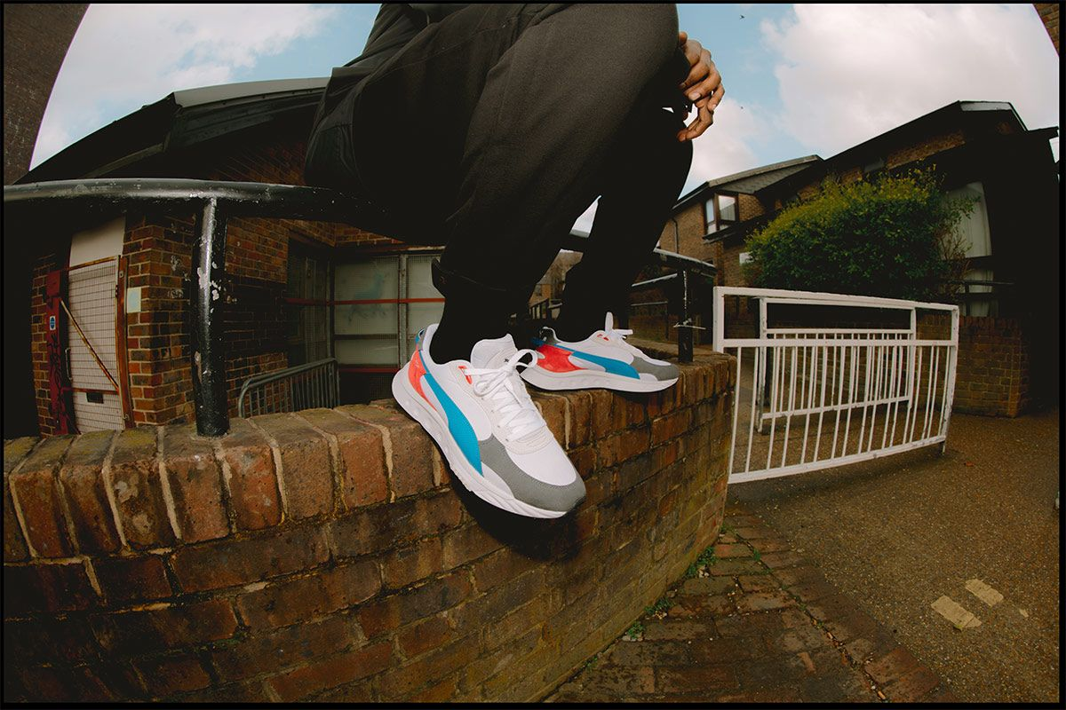 4 Photographers Took Puma's New Wild Riders to the Streets 74
